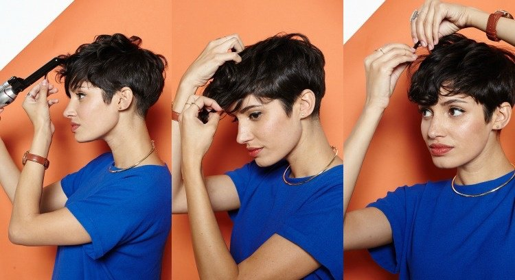 Coupe de cheveux courte femme – 7 idées pour adopter la coupe Pixie cut