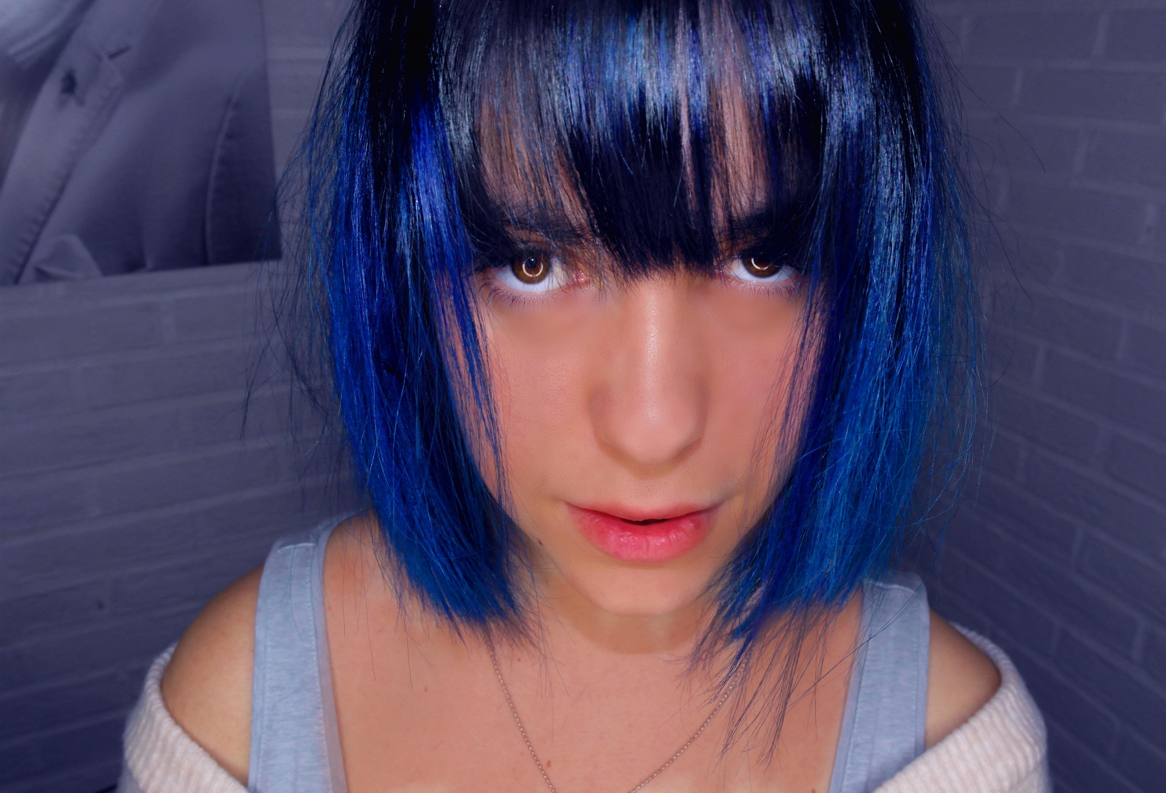 Bleu flashy