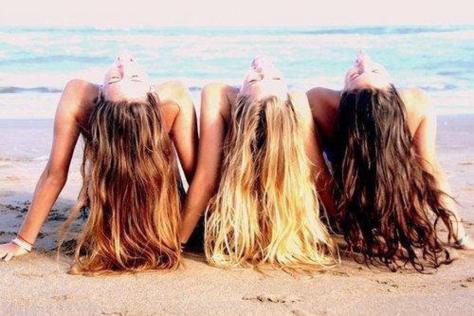 Cheveux au top tout l'été!